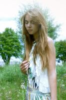 A walk in the park: Bente__4 by camabs