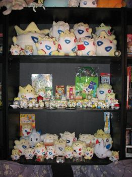 Togepi Collection 5-12-10 by KuraiTsuki