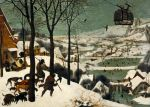What if Bruegel was born in 1960? by djailledie