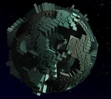 Planet 3 by azieser