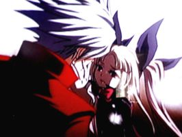 Rachel and Ragna by Scarlette-san