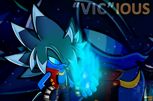 Vicious The Dark by Miles-CHC