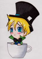 teacup - Jervis Tetch by ChaosTheDawn