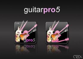 GuitarPro5 Black by nzfx