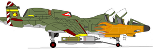 A-52 Mauler - Done in MS Paint by ILiveforFallout