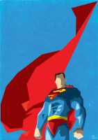 #2. Superman by ColourOnly85