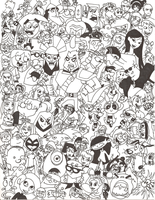 108 Characters by MandolinDoodler