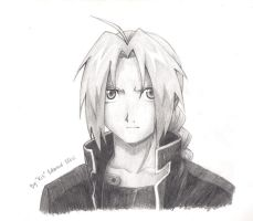 Edward Elric by winry5