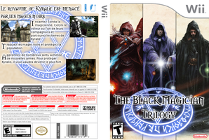 Black Magician Trilogy on Wii by thomas999