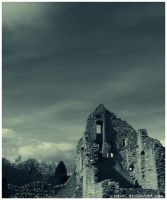 Kildrummy Castle by Erinti