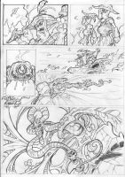 Jaalin Prolouge issue page 2 by bearcavestudios