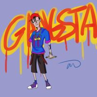 Gangsta doctor by the-a-person