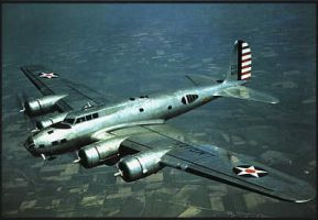 B-17 Flying Fortress by ProwlLover00