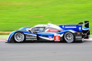 No 8 Peugeot 908 by Willie-J