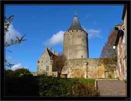 Chateaudun - 5 by J-Y-M