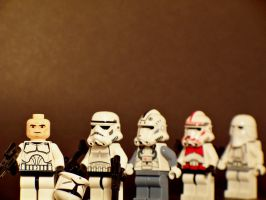 An Army of Five by moviegirl78