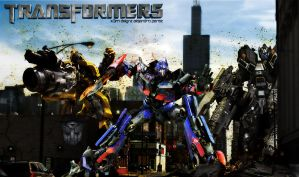 Transformers by x3m dsignz by soulevans93