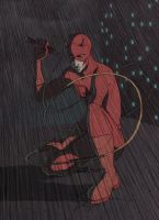 Daredevil by spoonbard