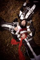 D.Gray Man - Trio by SerahSerrin