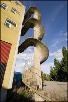 Winding Stair by trevize