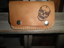 Tabaccopouch skull by streetfellows
