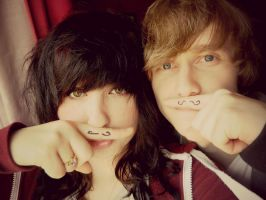 Aren't We Cute by KayleighBPhotography