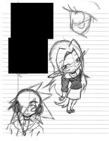 Scribble Dump 2 by TheyCallMeRoxas