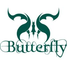 Butterfly Logotype by AmniosDesign