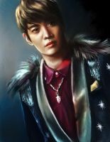 SHINee Minho by shobey1kanoby