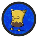 marsmallow drowzee by Twitchy-Kitty-Studio