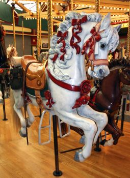 Missoula Carousel 39 by Falln-Stock
