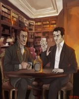 One glass of Whisky by the-evil-legacy