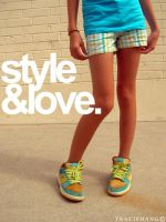 Style and Love by TREECEE