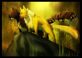 A Patrol on RiverClan by Leapingspirit