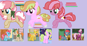 omg these shipps {adopts} by SpottyBadger