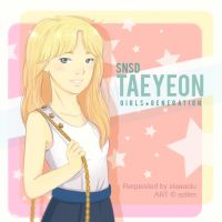 Taeyeon by azilim