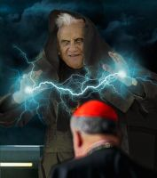 pope Sidious by jasonclaude