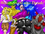 Welcome to the new Decade-2010 by AkitoExavior