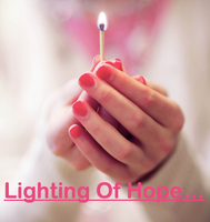 Lighting Of Hope... by Lifes-what-u-make-it