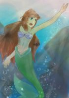 Ariel- Part of that world by TheShakunai
