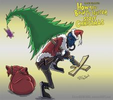HowThe BountyHunter Stole XMas by ElTheGeneral
