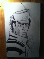 Life Art Show: Jotaro Kujo by Infinity-Joe