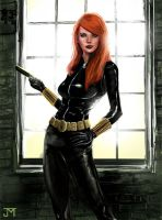 Black Widow by Manji675