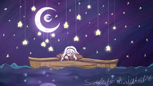 .::Sailing on the Sea of Stars::. by Scarlett-Knight