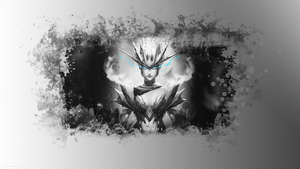 Ice Drake Shyvana Wallpaper UF (1920x1080) by yudiyannovaera