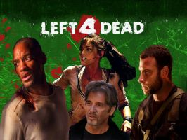 Left 4 Dead : What if..... by LegendKillersGirl