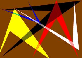 Abstract Arrows by RedJaguar13
