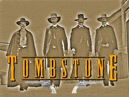 Tombstone wallpaper by SWFan1977