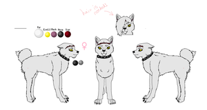 Snow's Reference page by SnowWolf100