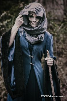 Lady Stoneheart - Game of Thrones by ShatteredStitch